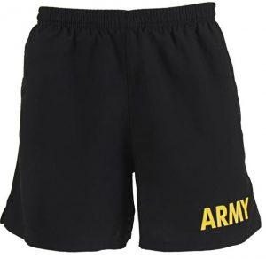 GI New Issue APFU PT Physical Training Shorts