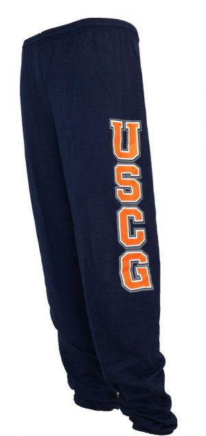 GI U.S. Coast Guard Printed Sweat Pants