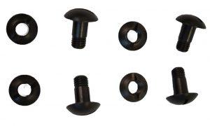 GI ACH Helmet Replacement Screws & Posts 4 Sets