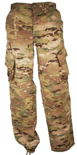 GI Fire Retardant Army Combat Uniform Pants