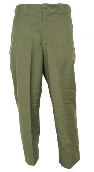 GI M-51 Korean Wool Field Pants