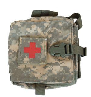 London Bridge – MOJO Team Medical Bag With Red Cross