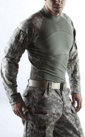 GI Maasif Fire Resistant Army Combat Shirt