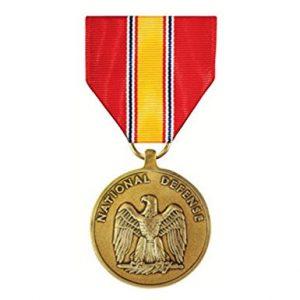 GI Medal – National Defense