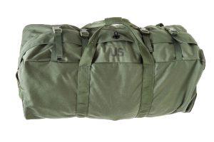 GI Improved Sport Zippered Duffel Bag